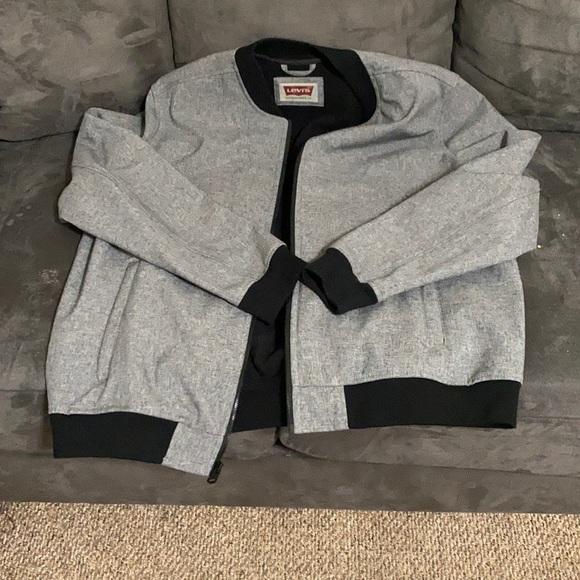 men's 2x levi's jacket brand new never worn